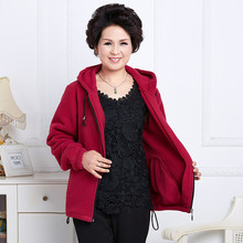 Plus size fleece jackets for women online shopping-the world ...