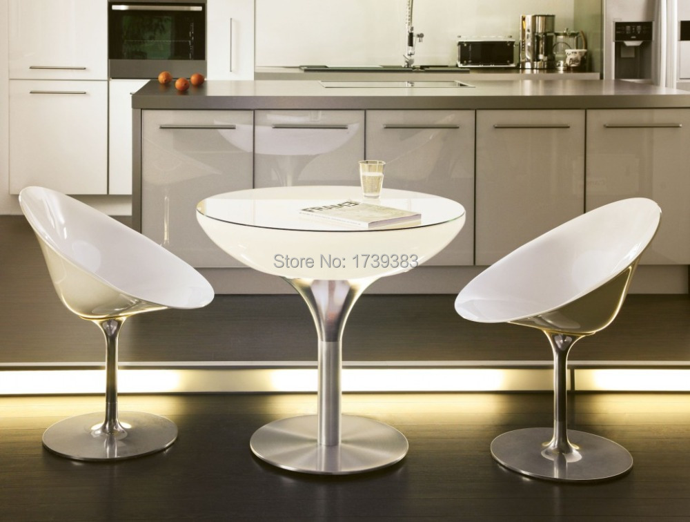 H58 A Uniquely Designed Table Led Illuminated Furniture Lounge LED led coffee table rechargeable for Bars Christmas and events in Outdoor Landscape Lighting from Lights Lighting