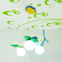 HGHomeart Children Room Pendant Lights Boy Bedroom Led Pendant Lamp Children Bedroom E27 Lamp Led Modern