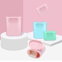 Ideacherry детская молочная смесь коробка младенческой портативный формула еда хранения герметичный контейнер для детей многофункцион...