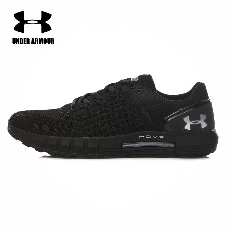 Under Armour Mens Running Shoes Zapatillas Hombre Deportiva outdoor Knitted Breathable sneakers Lace-up walking Jogging shoes under armour hovr phantom mens running shoes sock sneakers zapatillas hombre deportiva outdoor walking jogging shoes new arrival