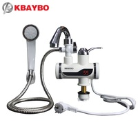 3000w temperature display instant hot water tap tankless electric faucet kitchen instant hot faucet water heater.jpg 200x200