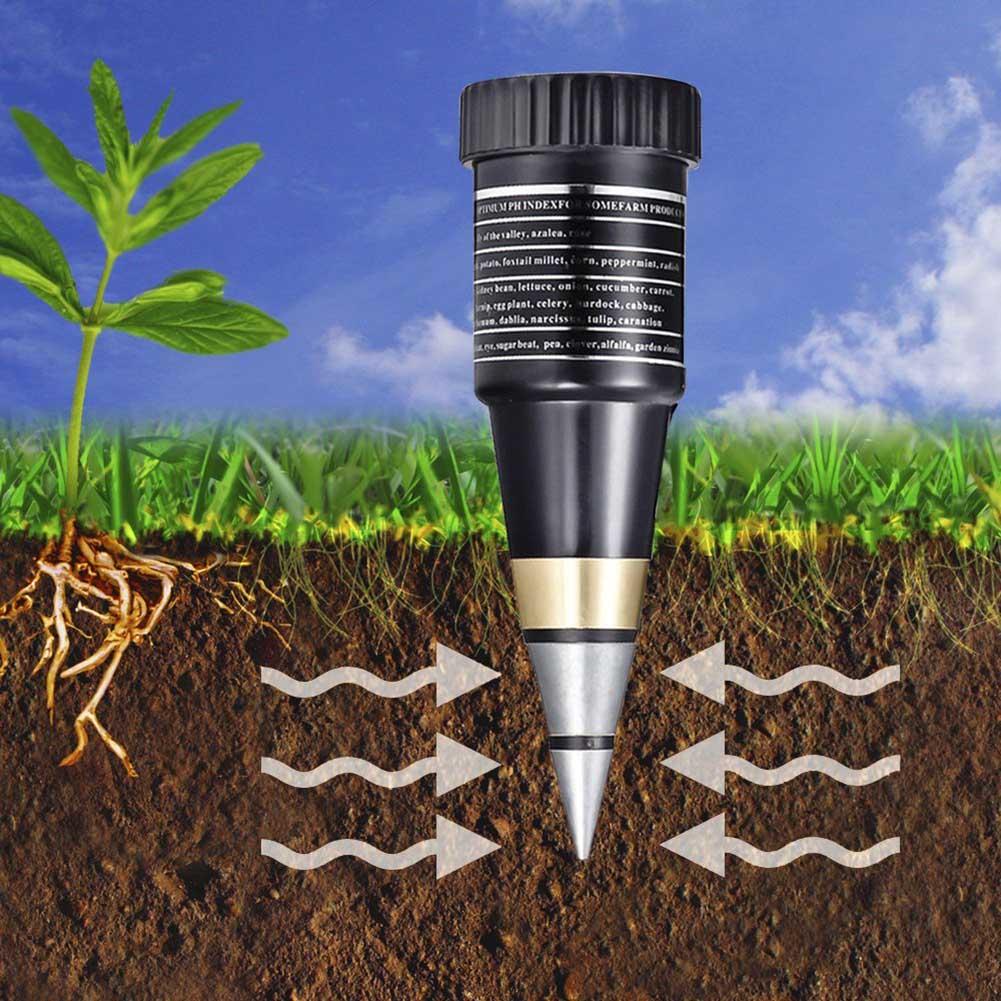 Outils professionnels portatifs d'appareil de contrôle de capteur d'humidité de mètre de PH de sol pour la pelouse de jardin-M25