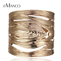 Silver wide bangle zinc alloy jewelry bracelets eManco new spring summer new womens lace bracelet cuff bracelets BL06602
