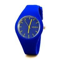 New ladies watch  Rubber Bracelet Wristwatch Women Fashion Watches Ladies Stainless Steel Quartz watches orologi donna watch