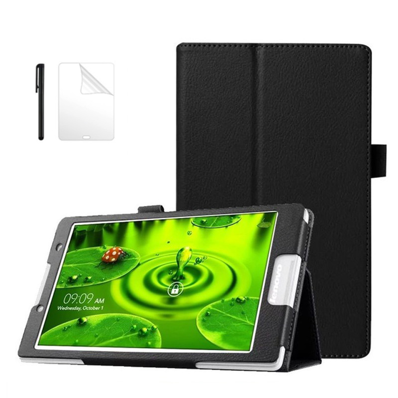 PU Leather Case For Lenovo Tab 3 8 TB3-850M TB3-850F Cover For Lenovo Tab 2 A8-50 A8-50F A8-50L 8 Inch Protective Case