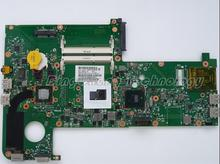 For hp TM2 626506-001 laptop Motherboard for intel i3-380M cpu with 4 video chips non-integrated graphics card