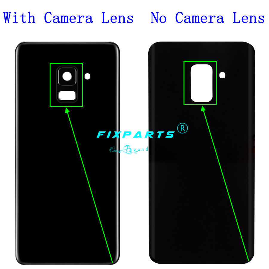 SAMSUNG Galaxy A8 Plus A730F / A8 2018 A530F Back Battery Cover