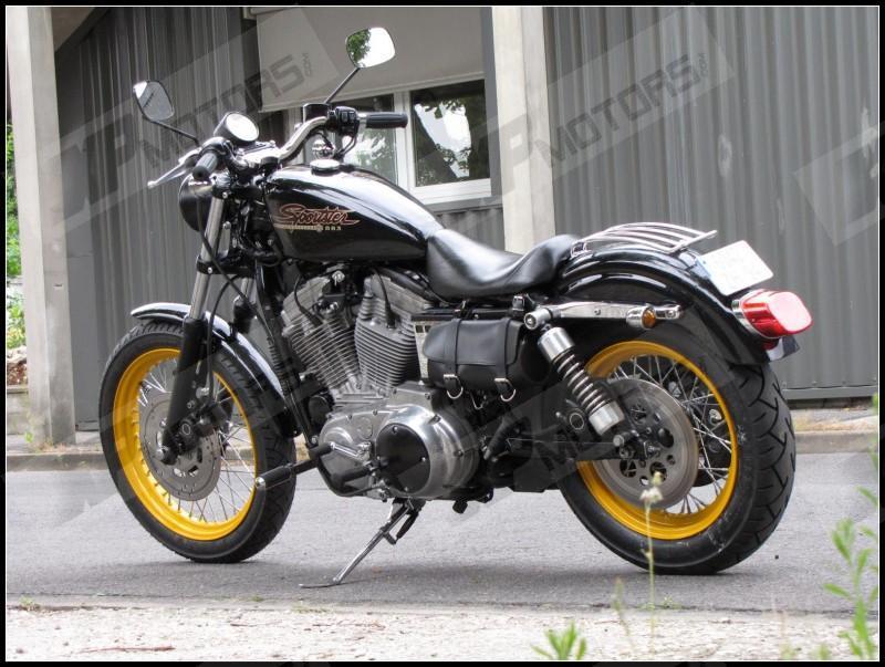 Chrome For Harley Davidson XL883 XL1200 Sportster 1996 1997