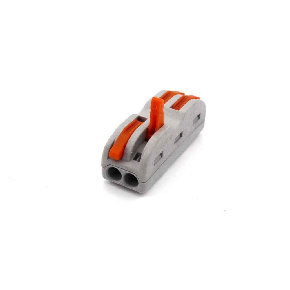 Detail Feedback Questions About Wago Type 10pcs Electrical Wiring Electric Connectors For Terminals Household Wire Fast Connection Of Wires Lamps