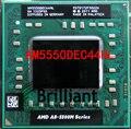 free shipping A8-5550M AM5550DEC44HL CPU (4MB L2 Cache, 2.10GHz to 3.10GHz,ZM218563C44HJ, A8 5550M) Socket FS1(FS1r2) PGA722,35W