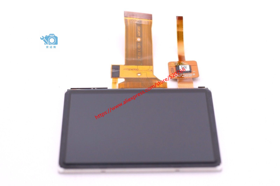 new forNiko D500 Digital SLR LCD Display Screen Repair Part With Touch Panel Digitizer