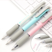 3 in 1 Creative Multifunction Black/Red Ink Ballpoint Pen With 1pcs Mechanical Pencil Multicolor for School Student Supplies