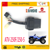 Unità CDI jianshe 250CC LONCIN ATV ATV250-F Parts Spedizione gratuita