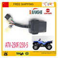 250CC CDI unit  jianshe LONCIN ATV ATV250-F Parts Free shipping
