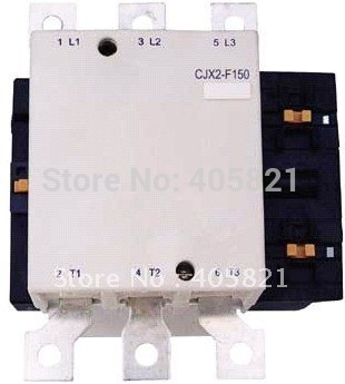CJX2-F150 AC Contactor 150A cjx2 115n mechanical interlocking contactor 115a