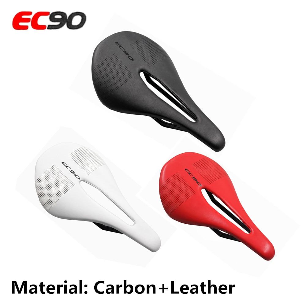 carbon seatpost saddle clamp Ec90 Saddles Seat Cushion Leather Saddles Seat