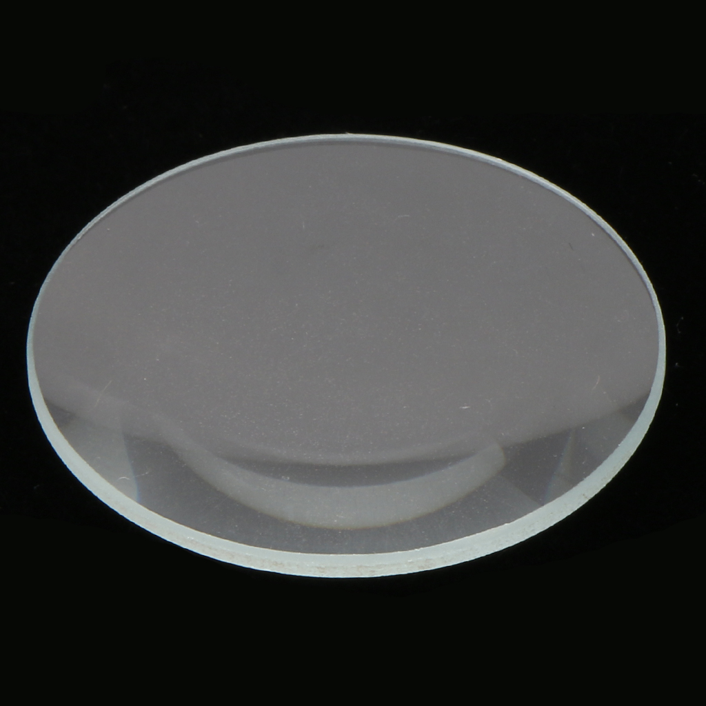 10 Pieces Flat Mineral Crystal Watch Glass Face Lens Replacement Sizes 28.5-34mm For Watch