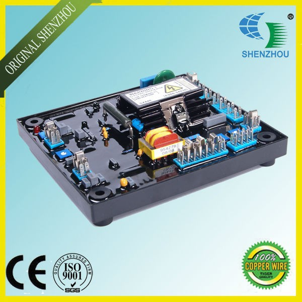 Free Shipping High Quality Black Automatic Voltage Regulator AVR SX440 For Generator цены онлайн