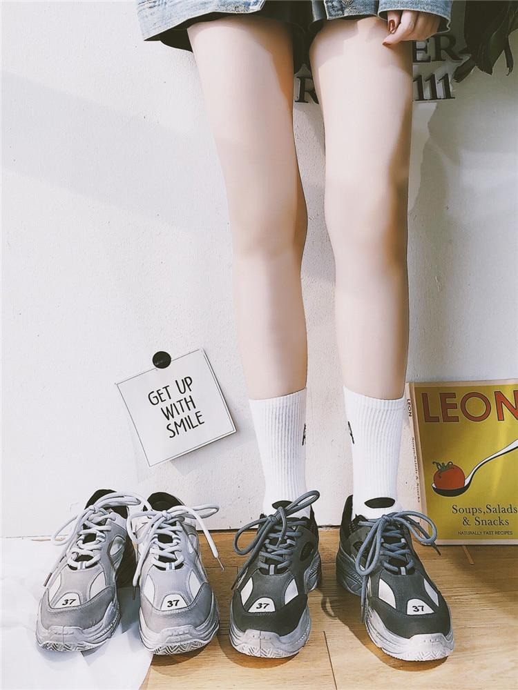 171c074567c6 Vente en Gros harajuku shoes women korean platform Galerie - Achetez à des  Lots à Petits Prix harajuku shoes women korean platform sur Aliexpress.com