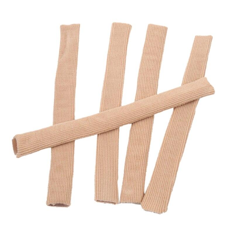 20CM Fabric Gel Tube Bandage Corns Hallux Valgu Blisters Calluse Pain Relief Pads Insoles Finger&Toes Maintain Cushion20CM Fabric Gel Tube Bandage Corns Hallux Valgu Blisters Calluse Pain Relief Pads Insoles Finger&Toes Maintain Cushion
