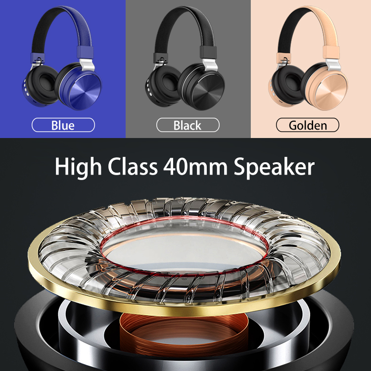 headphones Bluetooth Headset earphone Wireless Headphones Stereo Foldable Sport Earphone Microphone headset Handfree MP3 player (4)
