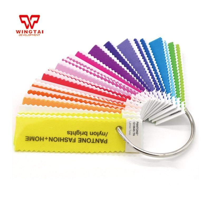 все цены на USA PANTONE Nylon TN Color Chart FFN100 PANTONE Nylon brights