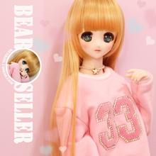 Pink long sleeve fleece For 1 4 MSD SD10 13 DD SD17 Uncle SSDF BJD SD