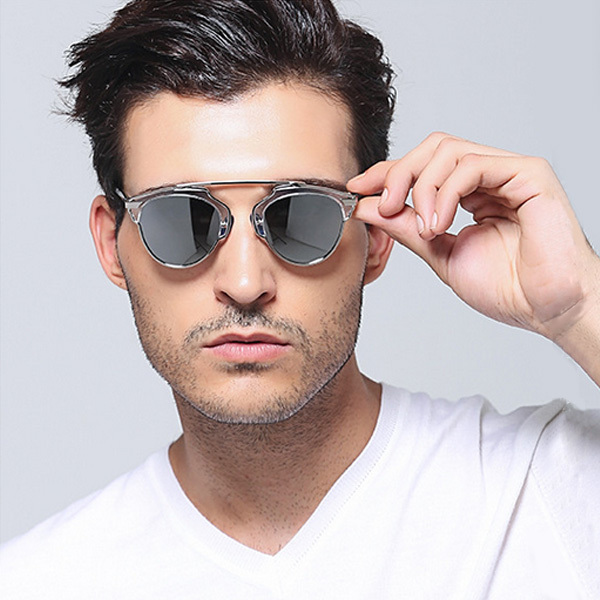 Sunglass For Man  aliexpress com ffashion metal frame uv400 sunglasses women