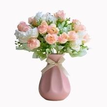 vasi decorativi wazony ozdobne florero decoracion ceramica accessories modern vaso de flor decoration home teraryum flower vase