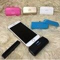 Универсальный Карманный Мини Портативный Аккумуляторная Power Bank Для iphone7 7 плюс 6 плюс 6 5 5S se powerbank