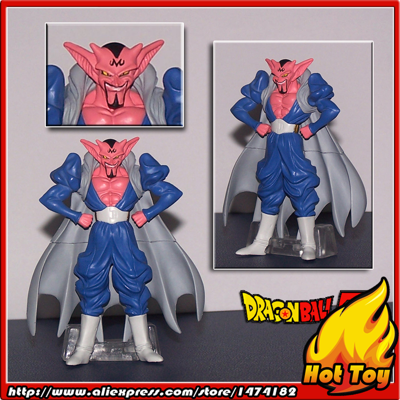 100% Original BANDAI Gashapon PVC Toy Figure HG Part 6 - Dabura / Darbura from Japan Anime Dragon Ball Z sailor moon capsule communication instrument machine accessory gashapon figure anime toy full set 100