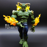 Marvel MARVEL Ornaments Amazing Spider Man 2 Movie Action Figure Toys Toy Model Ultimate Green Goblin