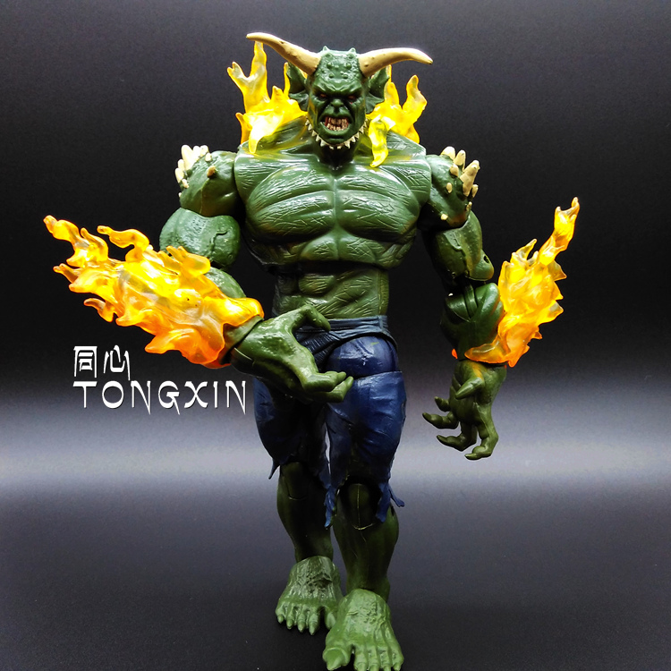 Marvel MARVEL ornaments <font><b>amazing</b></font> <font><b>Spider</b></font> <font><b>Man</b></font> <font><b>2</b></font> Movie Action Figure toys toy model ultimate Green Goblin