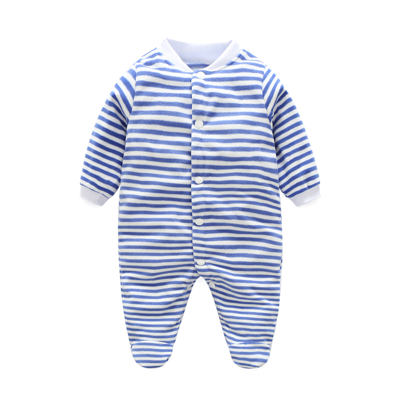 43765e42e6ed8 Baby Clothing Bebe Newborn Baby Rompers Jumpsuits Animal Infant Polar  Fleece Long Sleeve Jumpsuits Boys Girls Spring Autumn Wear