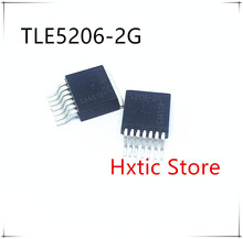 10PCS/lot New original TLE5206-2G TLE5206-2 5206-2G TLE5206 chip IC TO-263