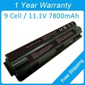 9 cell laptop battery for dell XPS 15 17 L502x L702x L401x XPS15D 312-1127 991T2021F P09E001 P09E002 P11F001
