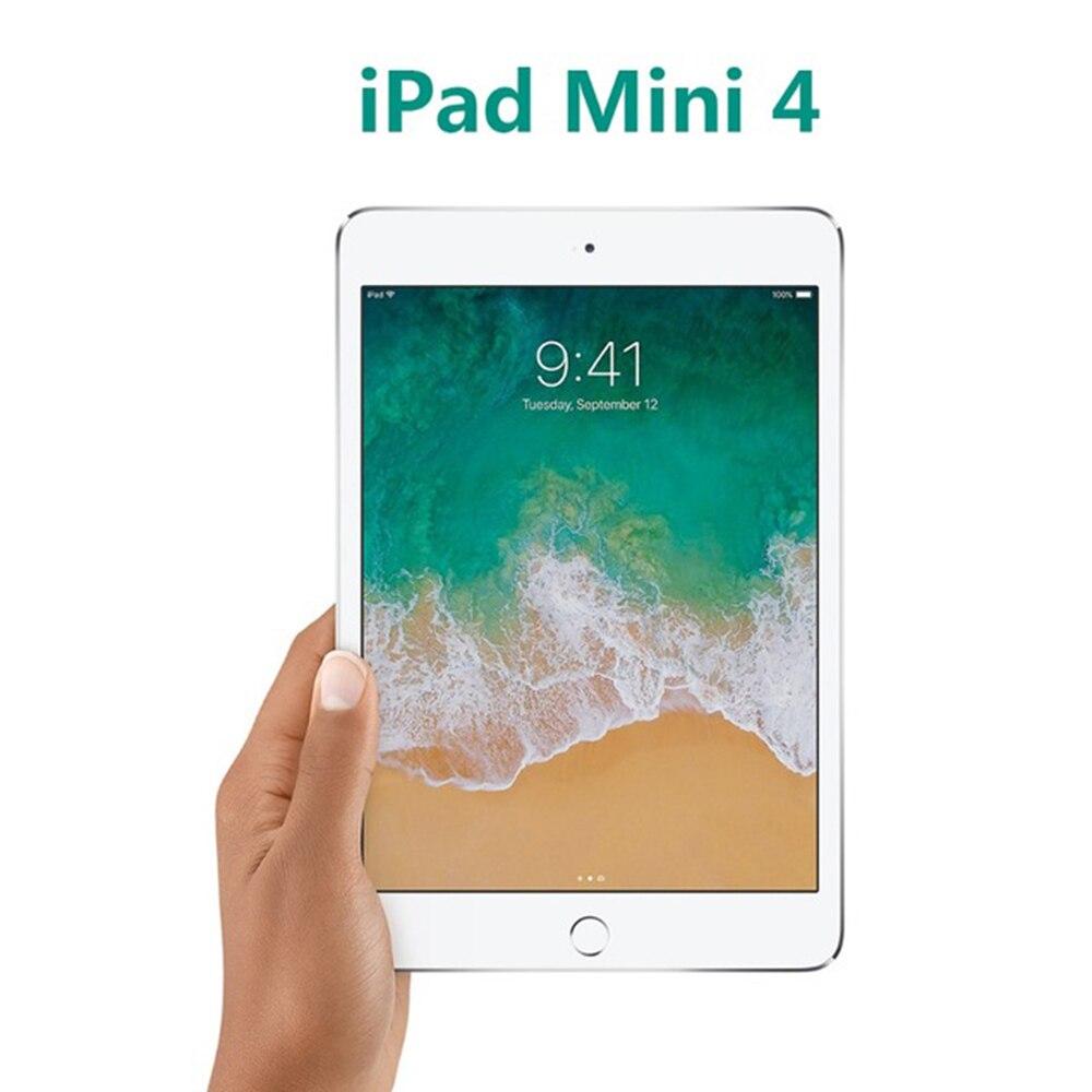 Apple iPad Mini 4 | Wifi Modello di Tablet PC 2 gb di RAM + 128 gb Flash Disk da 6.2mm Sottile portatile 7.9 pollice Mini Tablet pc