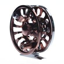 New full metal fly reel waterproof fly fishing reel 4 series 3/4,5/6,7/8,9/10 fishing reel