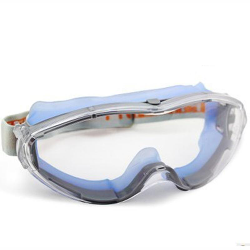 Silica Dust Sand Prevention Anti-Shock Protection Goggles Outdoor Riding Glasses Permanent anti-fog