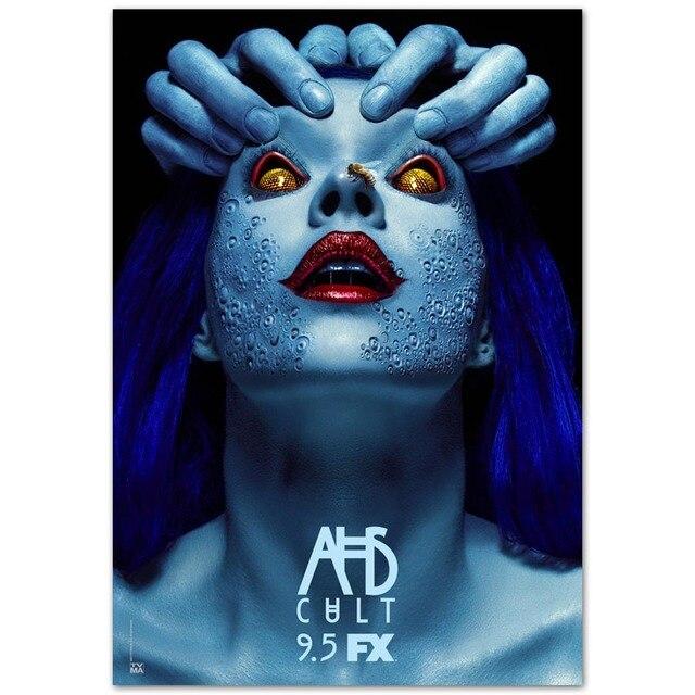 B587 Hot American Horror Story Season 7 2017 New TV Show Top A4 Art ...