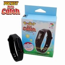 Brook für Bluetooth Armband Uhr Armband Tasche Auto Fangen Für Pokemon Gehen Plus Smart Armband Für IOS & Android