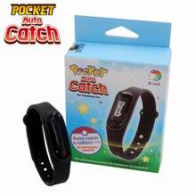 بروك ل سوار بلوتوث معصمه ساعة جيب السيارات الصيد ل Pokemon الذهاب زائد الذكية معصمه ل IOS و أندرويد