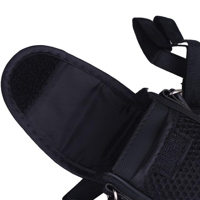 3 Size Camera Bag Case Compact Camera Case Universal Soft Bag Pouch + Strap Black For Digital Cameras 8