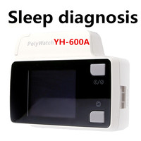 XGREEO YH 600A PolyWatch 02 Adult CPAP Sleep PSG Diagnosis Novelty & Special Use Massage & Relaxation Smart Home Men Watch Care