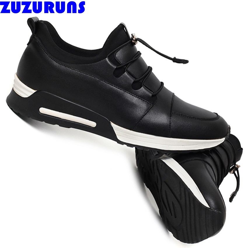 GOGORUNS hommes bas top ultra léger chaussures de course hommes mocassins chaussures designer marque hommes loisirs chaussures de course zapatillas hombre 376q - 1