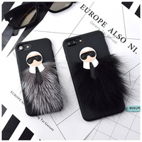 New Karlito Soft TPU Case Lafayette Phone Cover For Apple Iphone 7 7 Plus 6 6s