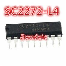 10PCS SC2272-L4 DIP18 SC2272 DIP PT2272-L4  new and original
