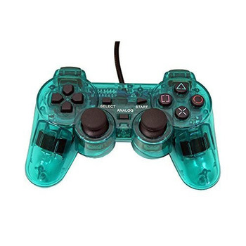 For PS2 Wired Controller Gamepad Manette...