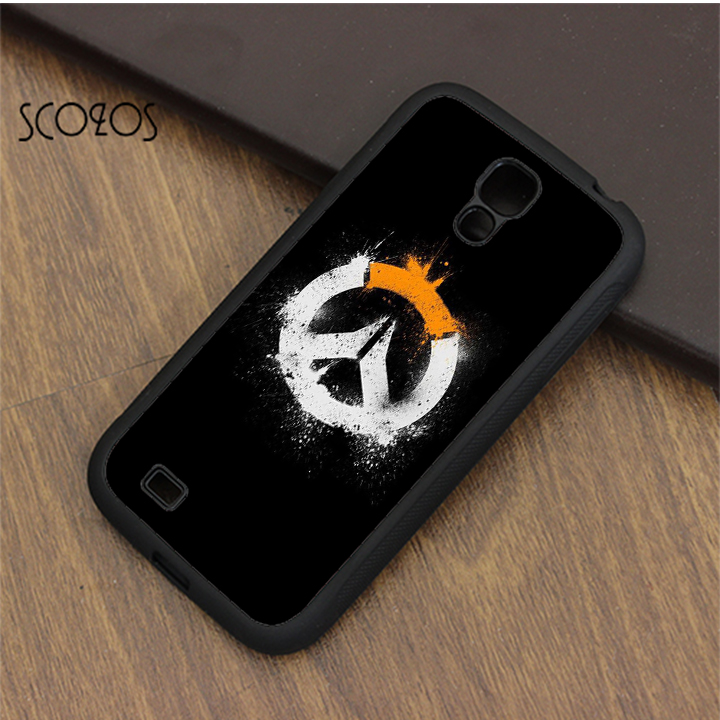 Scozos Overwatch Symbol Cell Phone Case Cover For Samsung Galaxy S3